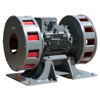 GP6 моторная сирена с обогревателями, SWG0036, 5A, 52Kg, 582 x 398 x 438mm
