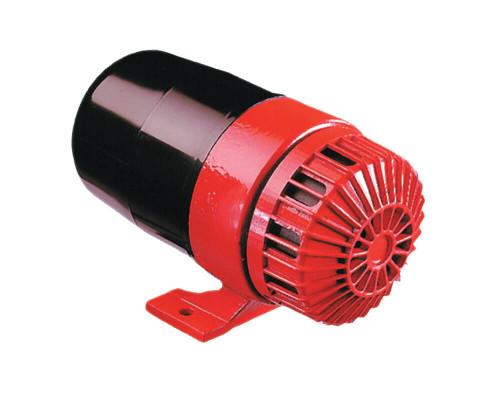 Mono 72, Red/Black, Up to 120 dB (A), 1, 230V AC, 0.6A SLA-0002