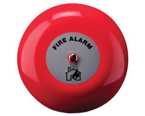 Fire Bell, 6У, до 95дБ (A), 19-28V DC, 20mA TAA-0017 Weatherproof