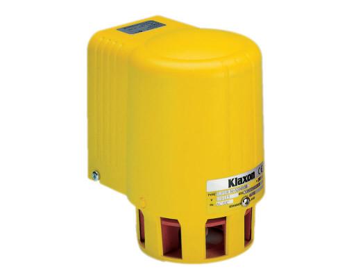 Super M, моторная сирена Yellow, до 127 дБ (A), 1, 110V AC, 3.4A SLD-0001