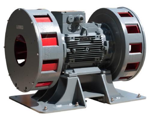 GP10 моторная сирена с обогревателями, SWG0037, 11A, 112Kg, 576 x 495 x 557mm