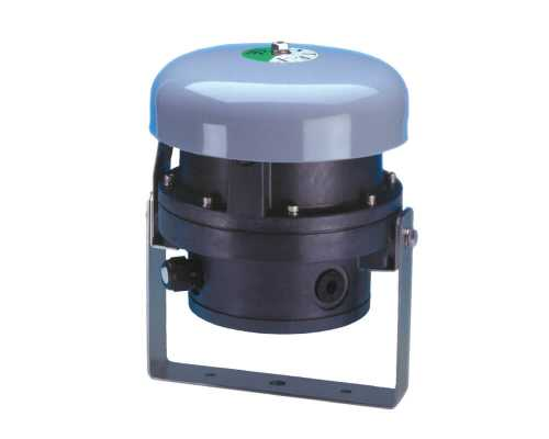 EXD Bell, Black/grey, до 105дБ (A), 1, 24V DC, 320mA TCA-0004